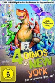 Vier Dinos in New York 1993 Stream Film Deutsch