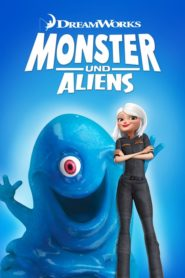 Monsters vs Aliens 2009 Stream Film Deutsch