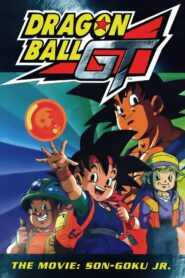 Dragon Ball GT: The Movie – Son-Goku Jr. 1997 Stream Film Deutsch